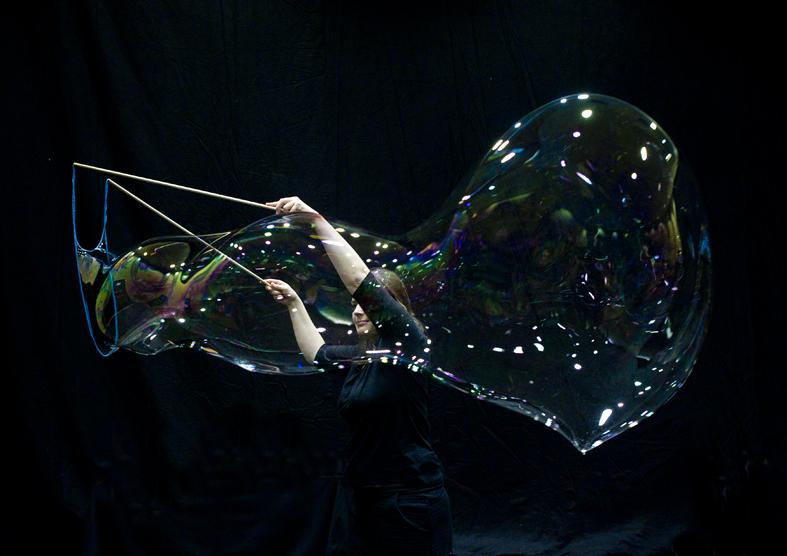 vilvite boble