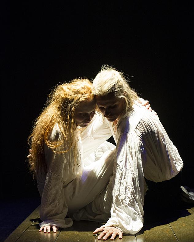 Julia Bache-Wiig og Frode Bjorøy