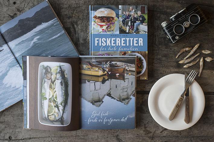 Fiskeretter av Margit Vea.